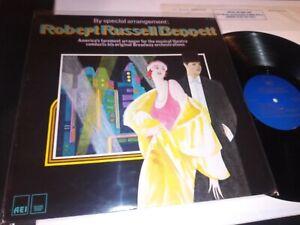 """Robert Russell Bennett Arrangements [NM+ 12"""" vinyl LP record] rare antique album"""