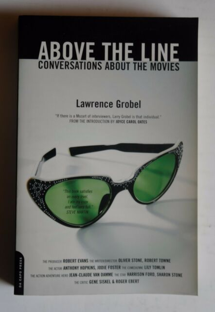R630078 Above The Line: Conversations About The Movies (Englisch)