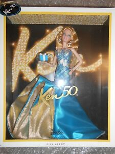 Barbie Happy Birthday Ken 2010 Pour Collection