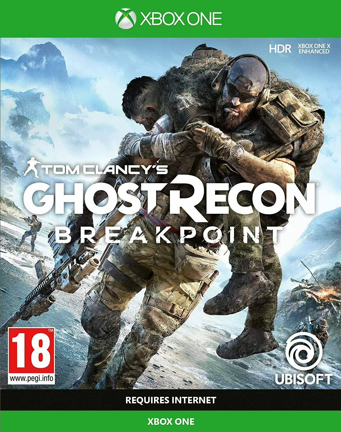 Tom Clancy's Ghost Recon Breakpoint (Xbox One) - NEW & SEALED - FAST DISPATCH
