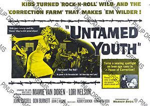 Untamed Poster////Untamed Movie Poster////Movie Poster////Poster Reprint