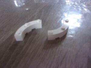 Lego 3006-2x10 Blanc Briques 10 Pièces par Ordre