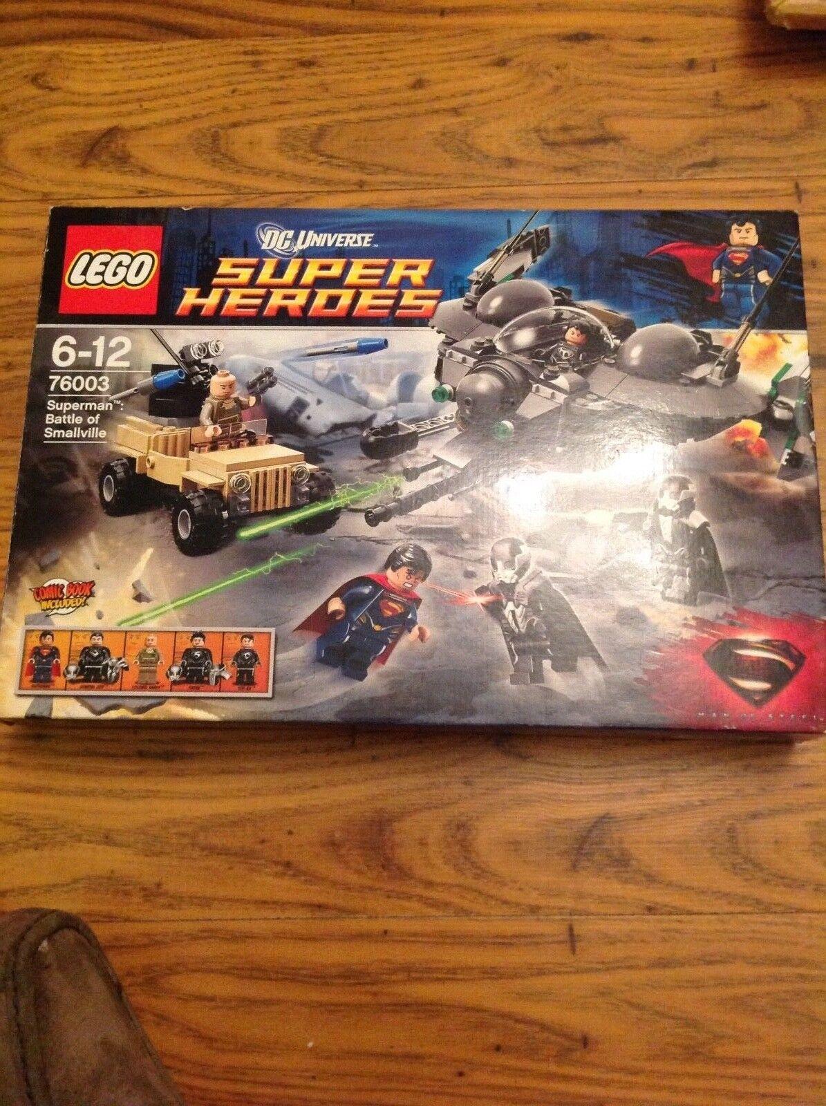 Lego DC Universe Super Heroes 76003