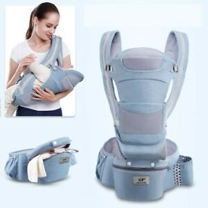 Newborn-Infant-Baby-Carrier-Hip-Seat-Ergonomic-Adjustable-Wrap-Sling-Backpack