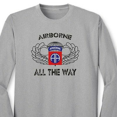 82nd Airborne Division T-Shirt Officially Licensed