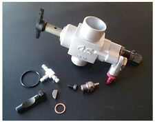 OS Engines 29084000 # 60M 91SXH-PS .91 SX-H C-Spec w/Pump Carburetor +xtras NEW!