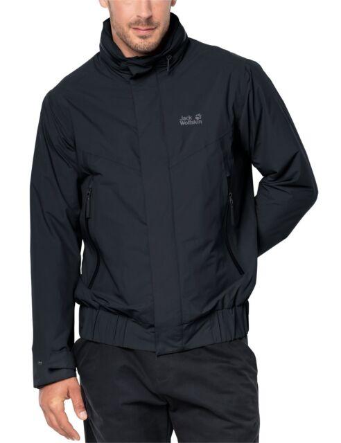 Waterproof Wolfskin New Jacket Breathable Jack Light Blouson Mens Xxl Brooklyn shCdtQxr