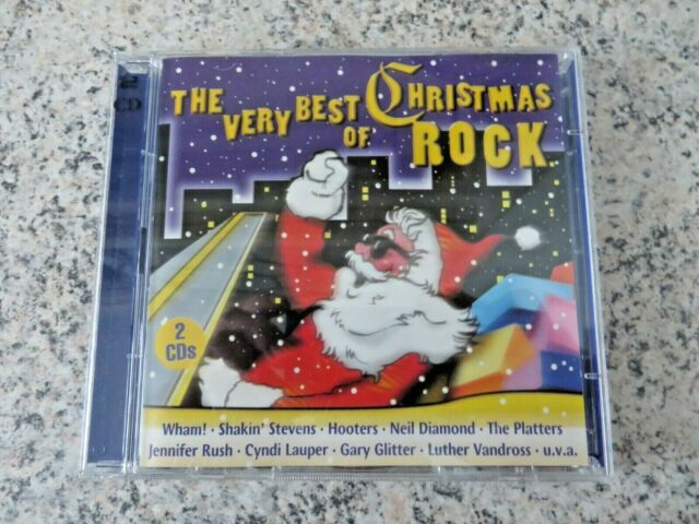 - 2 CD - The very Best of Christmas ROCK - Sony Music, 1996