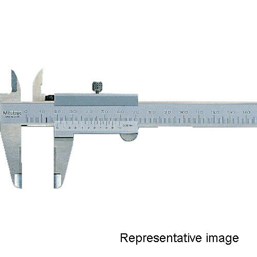 Mitutoyo Vernier Caliper for Outer Inner Depth and Step 0-150mm N15W from Japan