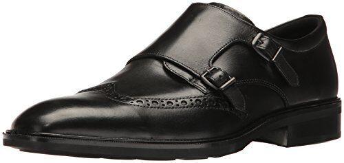 ECCO para hombre Illinois Monje Correa Slip-on Loafer-Pick Talla Color.