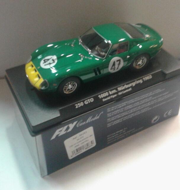 Qq 88263 FLY FERRARI 250 GTO 1000Km NURBURGRING #47 PIPER