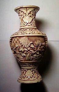 1982 Ivory Dynasty Arnart Imports Vase Ebay