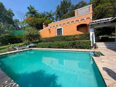 Renta casa estilo colonial 5 min del centro de Cuernavaca Morelos