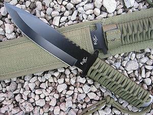 Schweres-Fox-outdoor-Messer-Buschmesser-Guertelmesser-Jagdmesser-Machete