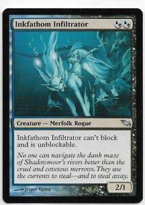 MTG-magic-1x-Inkfathom-Infiltrator-M-NM-Shadowmoor