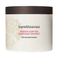 Bare Minerals Intensive Glow Pads Brightening Treatment 60 Pads