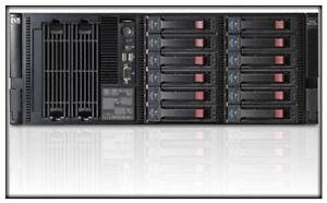 Hp Storageworks D2d4312 Backup Server Pn Eh983a