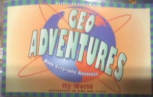 Details about McGraw-Hill Geo Adventures Daily Geography Activities - My  World