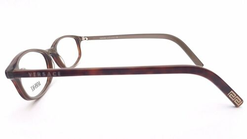 99a5840e1cc 2 of 7 Versace Designer Frames In Brown Havana V44 28A - With Case - New    Under £
