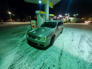 2000 nissan stagea rs4s 5 speed manual awd turbo.
