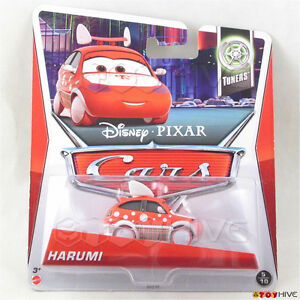2013 Disney Pixar Cars Die Cast Tuners Harumi #5 of 10 NEW