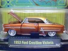 M2 MACHINES - AUTO-DREAMS - RELEASE 10 - 1953 FORD CRESTLINE VICTORIA - 1/64