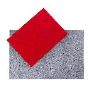 2er filz tischunterlage tischset platzset platzmatte untersetzer 25 x 18 5 cm ebay. Black Bedroom Furniture Sets. Home Design Ideas