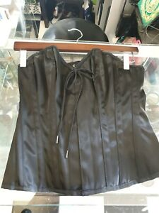 """Axfords Corset Rare Discontinued Quality UK manufacture C115 28"""" NEW Steel Boned"""