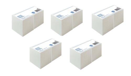 10 Notizwürfel Notizklotz 90 X 90 X 90 900 Notizblätter je Block