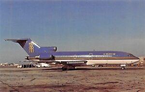 REGENT-AIR-Boeing-727-191-35seats-Airplane-Postcard