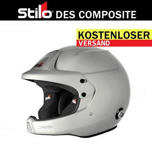 FIA-Stilo-WRC-DES-Composite-Rally-Helme-mit-HANS-Kevlar-SNELL-2010