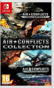 Air-Conflicts-Collection-For-Nintendo-Switch-New-amp-Sealed