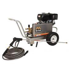 Mi T M Choremaster Series Pressure Washer Belt Drive Cmb 4004 0mlb 4000psi 420c