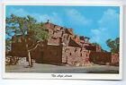 Grand Canyon National Park Hopi House Fred Harvey Postcard 1955
