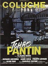 Tchao Pantin (Coluche) - DVD