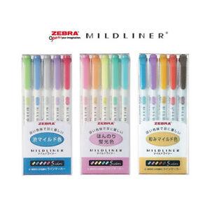 Zebra-Mildliner-15-Color-Full-Set-WKT7-5C-WKT7-5C-RC-WKT7-5C-NC