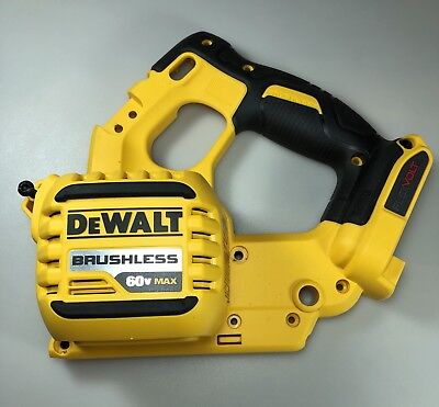 Considerado Dewalt Dcs575 Brushless 7 ¼ Cordless Circular Saw Type 2 60v Housing Left Side