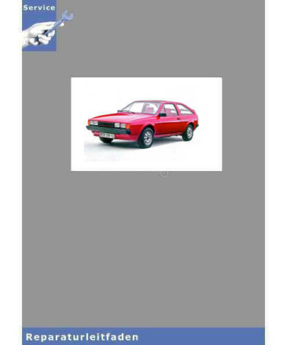 81-92 Typ 53 K- und KE-Jetronic VW Scirocco II 1,8l Einspritzmotor