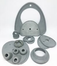 Set Of Rubbers Grey For Car Body For Isetta 300