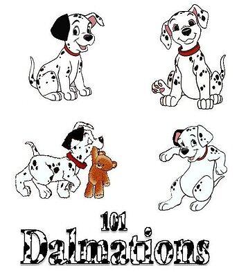 101 Dalmatian T Shirt Iron on transfer #8 Dalmation Disney
