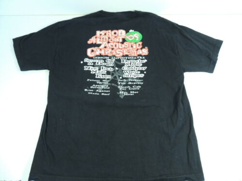 KROQ Almost Acoustic Christmas T-Shirt Concert 20… - image 1