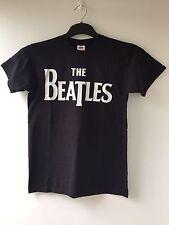 THE Beatles John Paul Ringo Festival Nero T-shirt taglia XS-XXL Da Uomo Donna Unisex