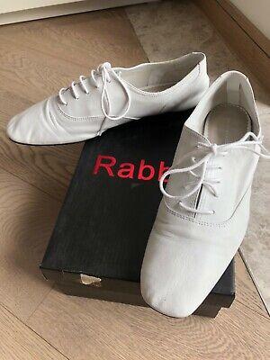 Zara Women Soft Leather Flat Oxford