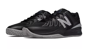 New Balance MC1006BS Men's 1006 Black Silver Hard Court Tennis Tennis Tennis shoes dc4622