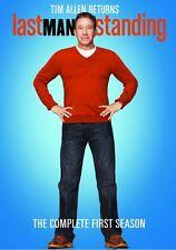 LAST MAN STANDING : Complete First Season 1 - Region Free DVD - Sealed