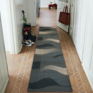 ... Chemin De Table Tapis Sizal Floorlux Vagues Moderne