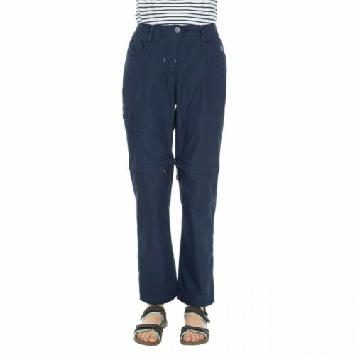 TP3592 Trespass Womens//Ladies Rambler Convertible Hiking Trousers