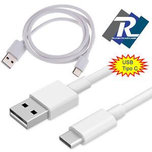 Cavo-di-ricarica-e-dati-Tipo-C-USB-C-3-1-per-LG-Nexus-6P-OnePlus-2-N1-Z1-Macbook