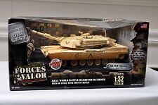 1/32-Forces of Valor Unimax US M1A1 Abrams Tank Kuwait 1991 Enthusiast NEW (KL)