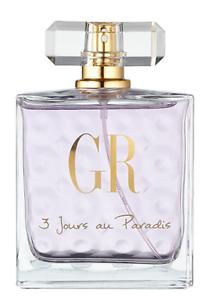 Eau De Parfum Femme Georges Rech 3 Jours Au Paradis 100 Ml Sous